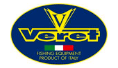 Veret. Attrezzatura da Pesca Veret. Catalogo Online