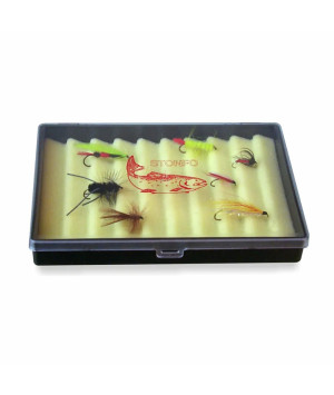 stonfo fly box magnum clear