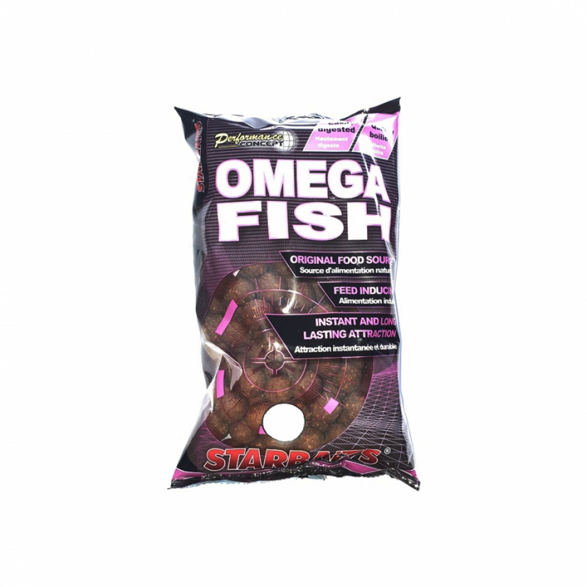 STARBAITS PC OMEGA FISH