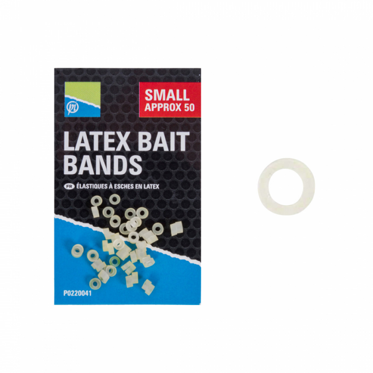 PRESTON LATEX BAIT BANDS