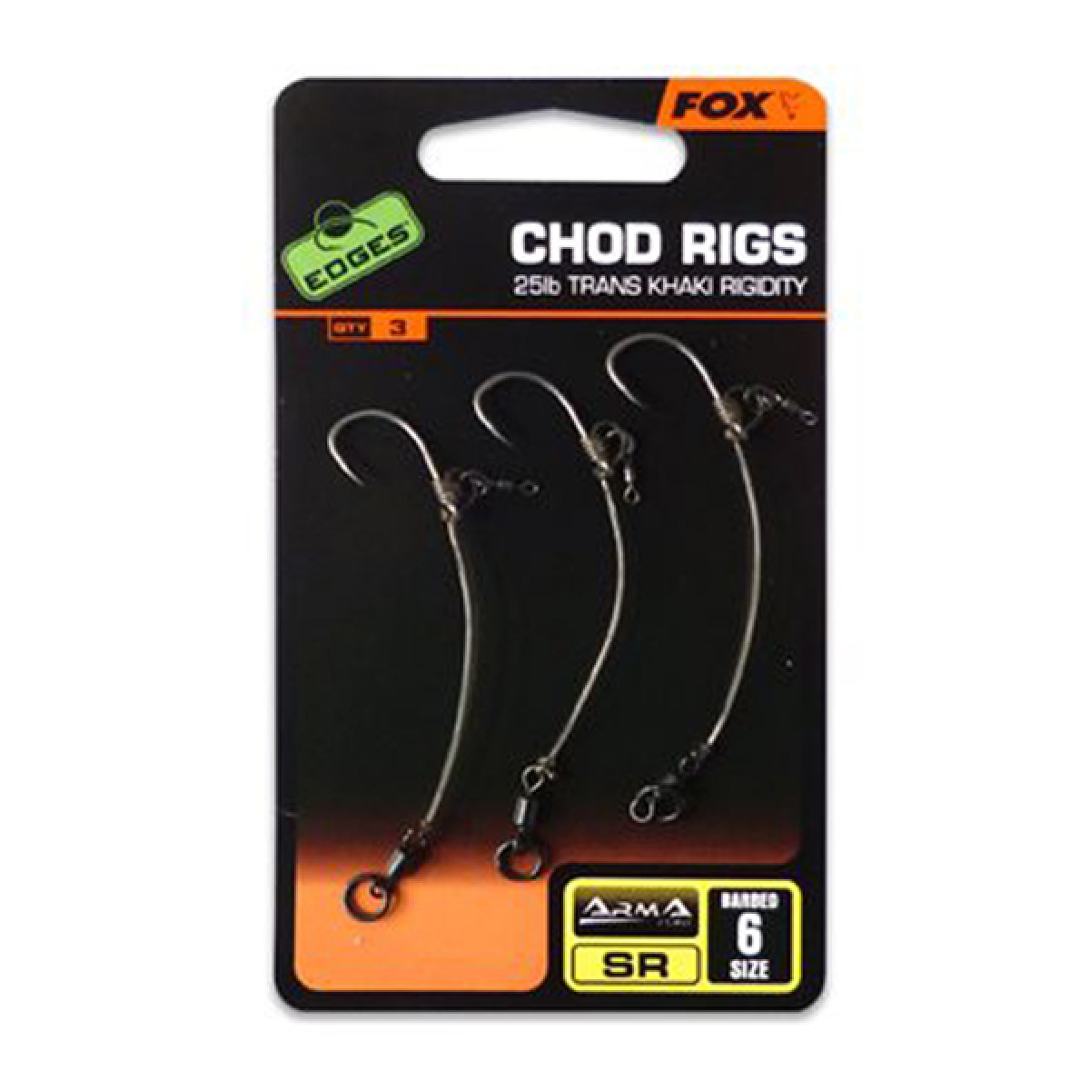 Ready Tied Chod Rigs
