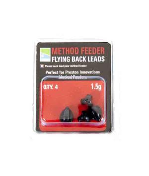 METHOD FEEDER FLYING BACK LEADS