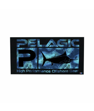 PELAGIC  BELIZE BEACH TOWEL