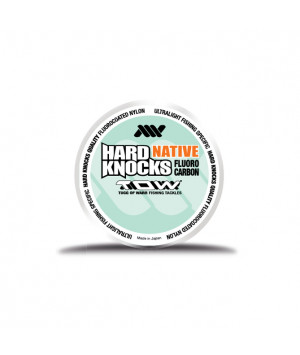 TOW HARD KNOCKS NATIVE FLUOROCARBON 30M