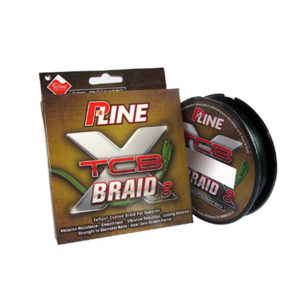 P-LINE X TCB-8 BRAID 137M