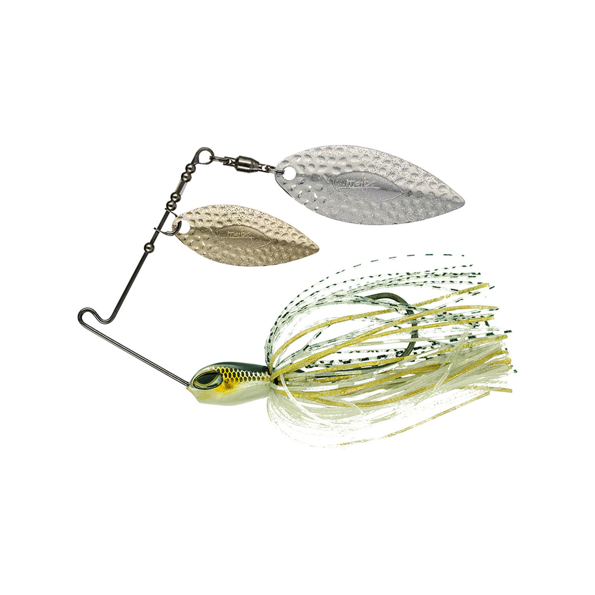 MOLIX FS SPINNERBAIT HERITAGE DOUBLE WILLOW 1/2