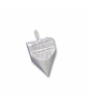 Pyramidon anello inox