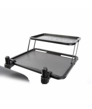 Piatto Preston Double Decker Side Tray Large