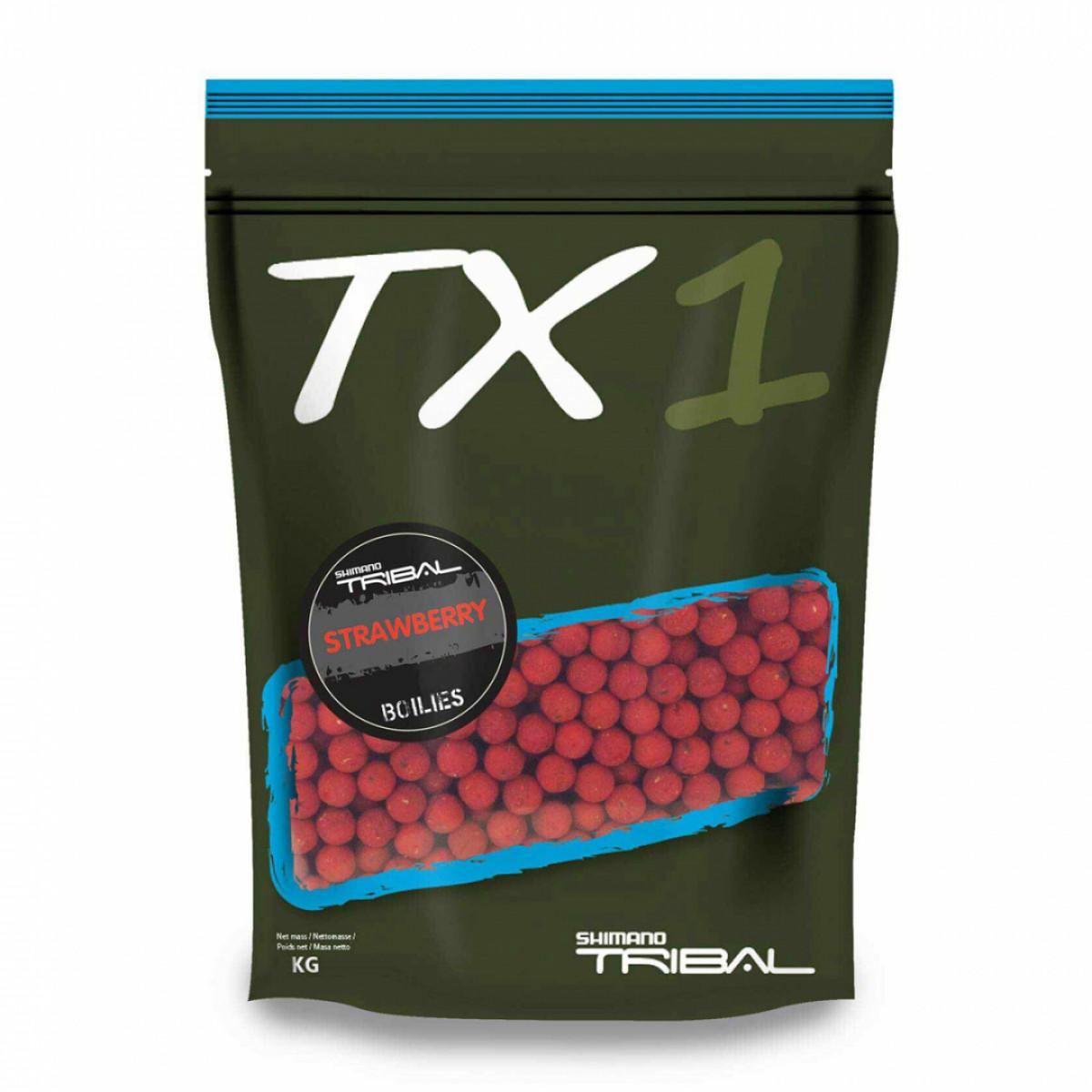 TX1 Boilies