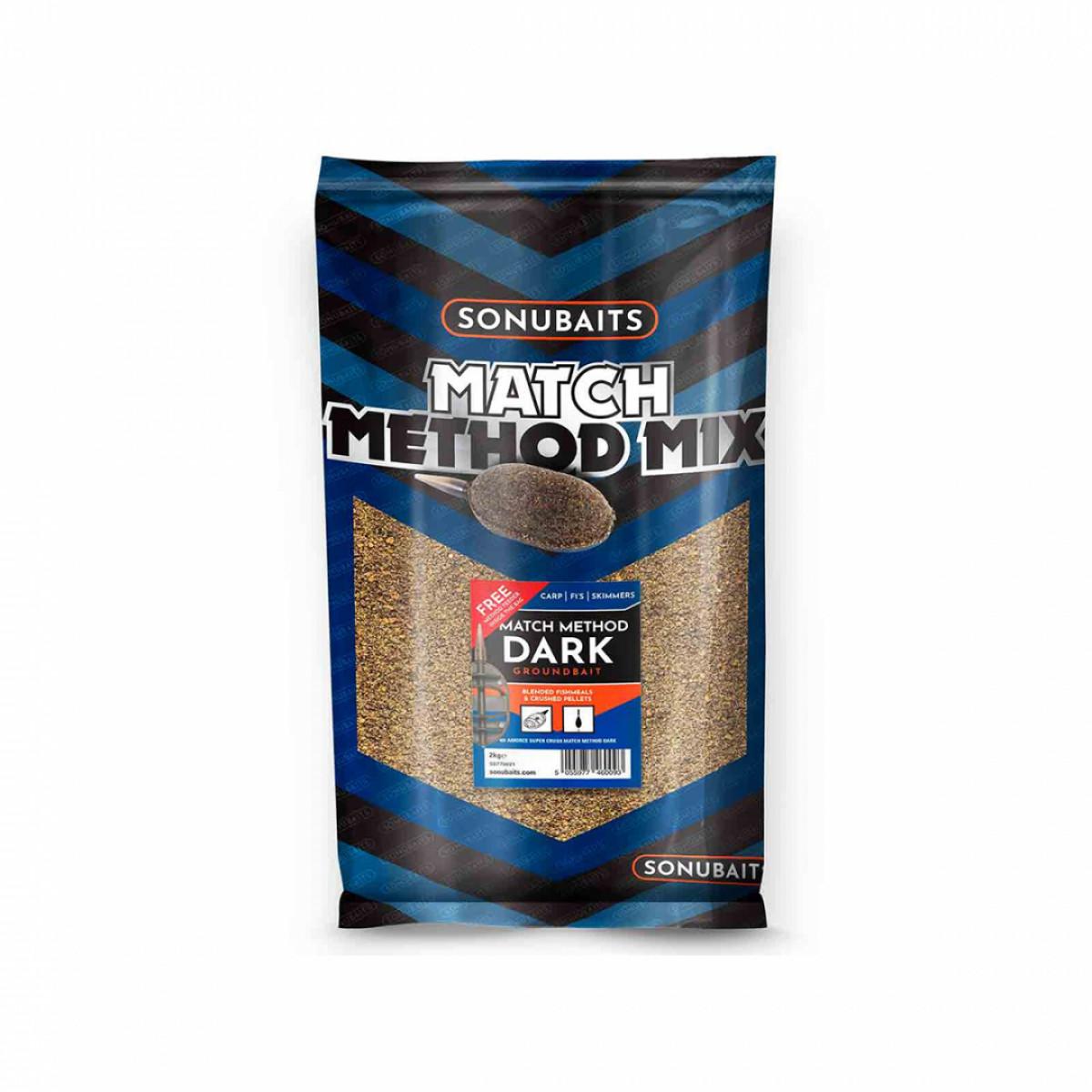 Match Method Mix Dark