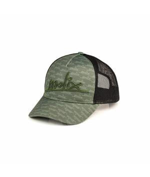 MOLIX SPORT HAT DARK GREEN