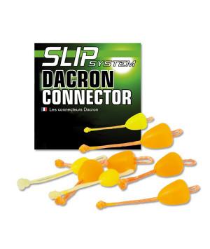 Slip Dacron Connector