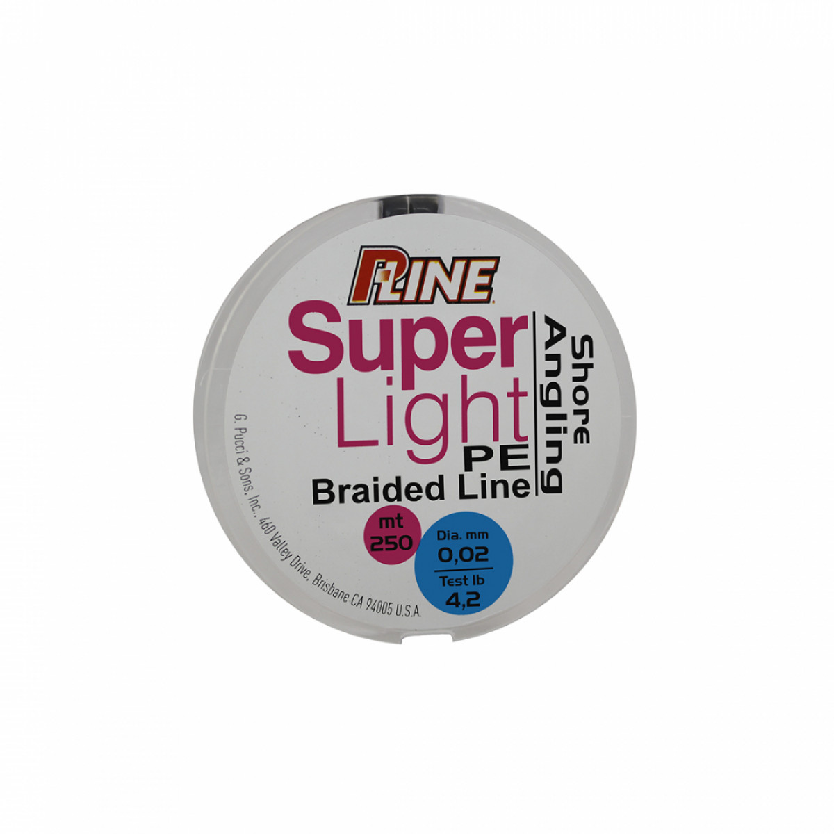 P-LINE SUPER LIGHT PE SHORE ANGLING