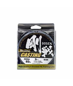 gosen w8 casting braid