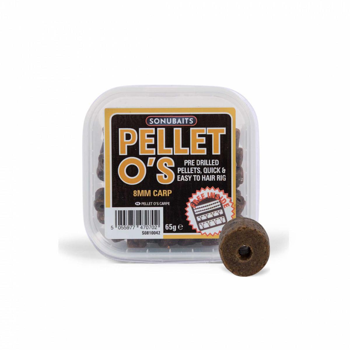 SONUBAITS PELLET O'S 14MM