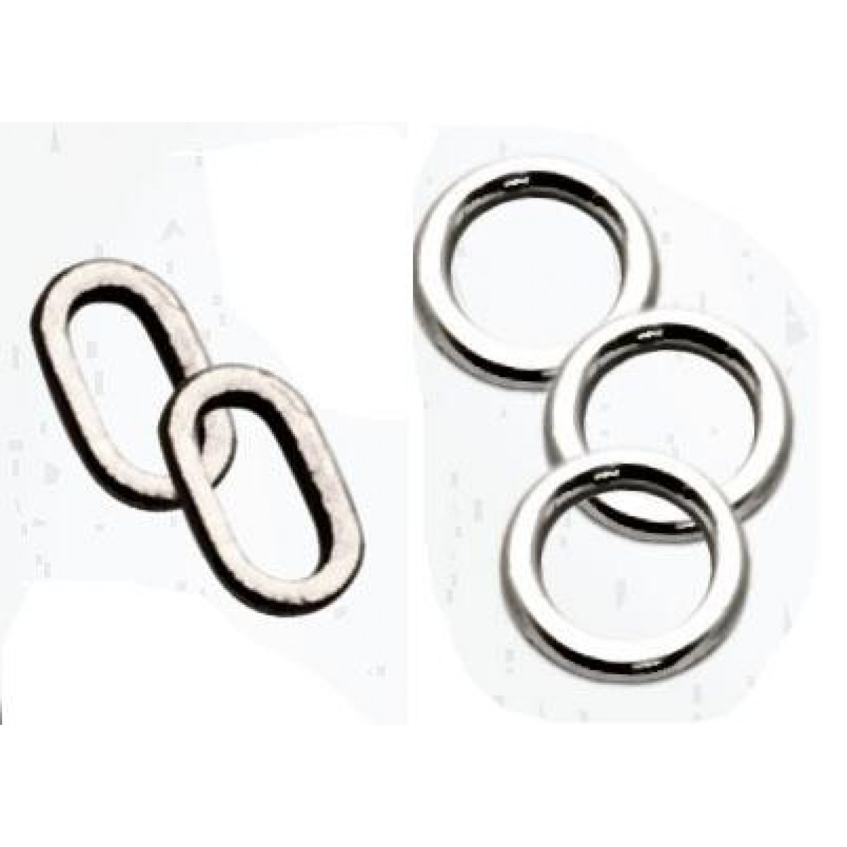 Oval / Round Rings