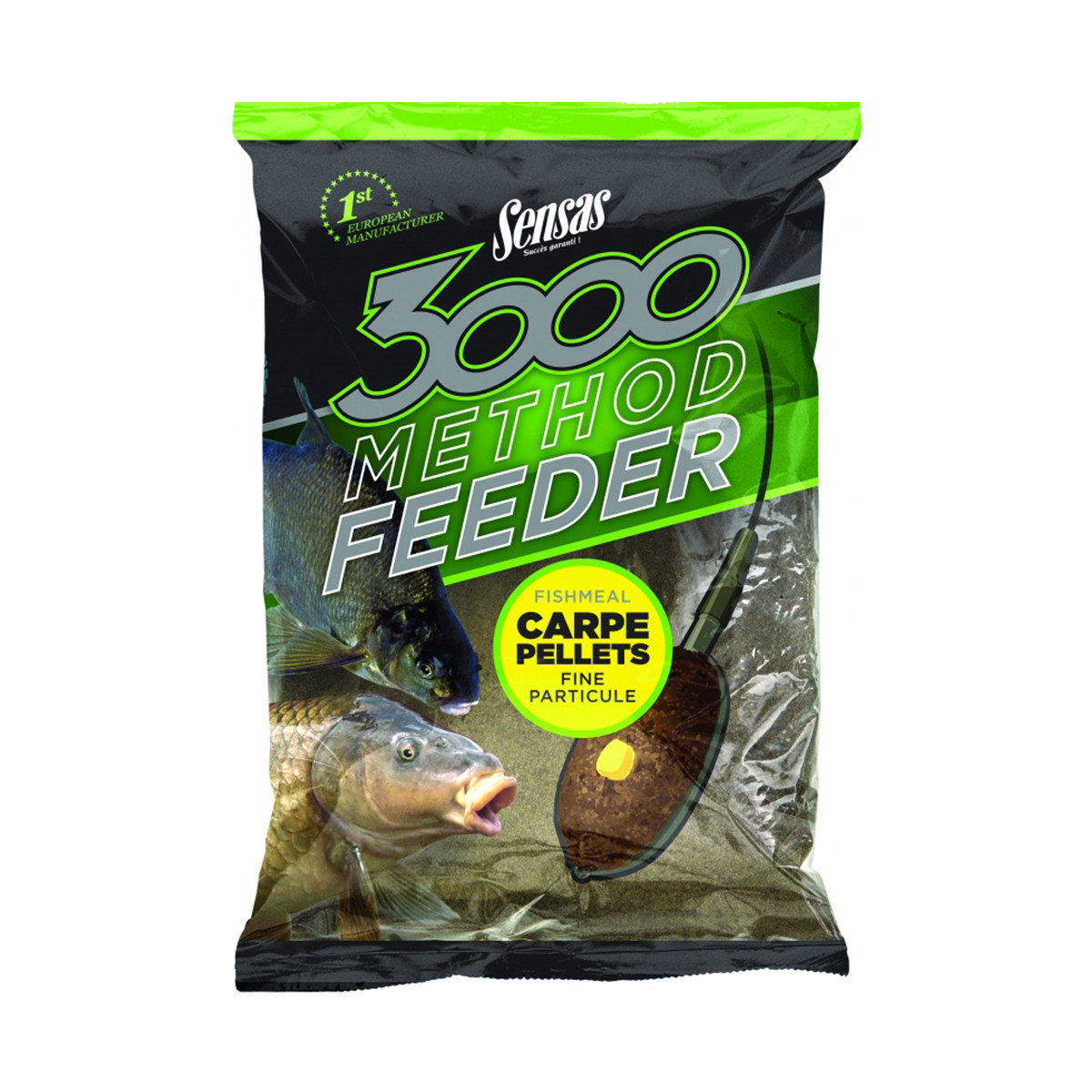 SENSAS 3000 METHOD FEEDER