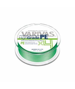 VARIVAS HIGH GRADE PE X4 150M FLASH GREEN
