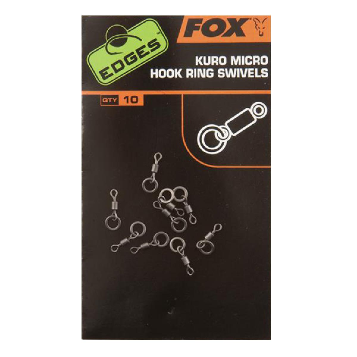 Kuro Micro Hook Ring Swivel
