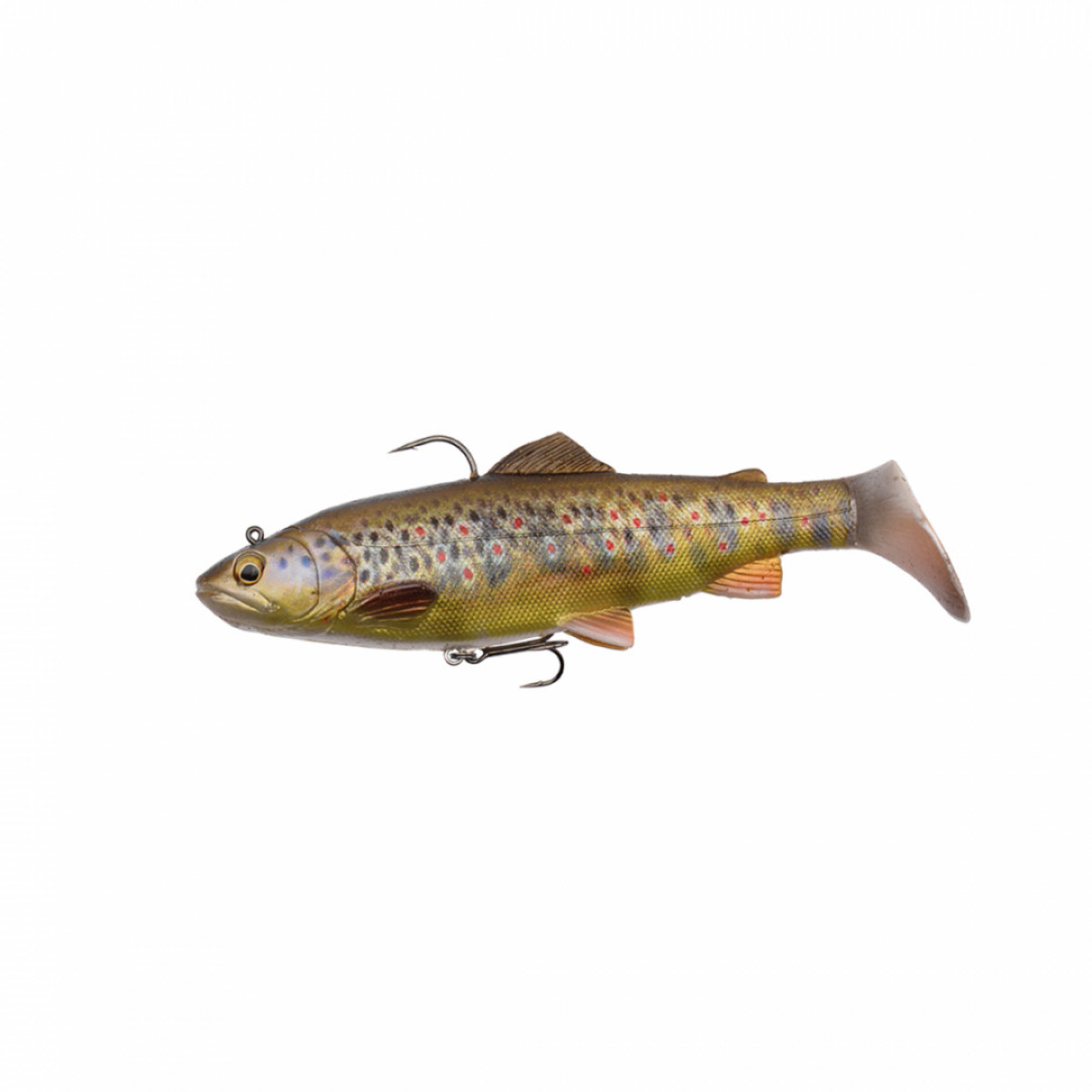 SAVAGE GEAR 4D TROUT RATTLE SHAD 12.5