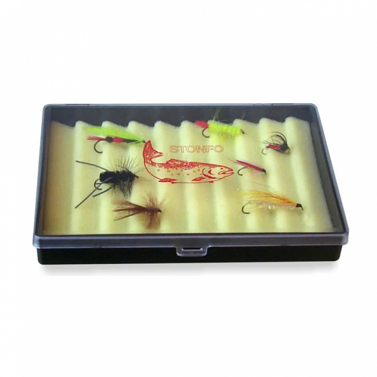 Fly Box Magnum Clear