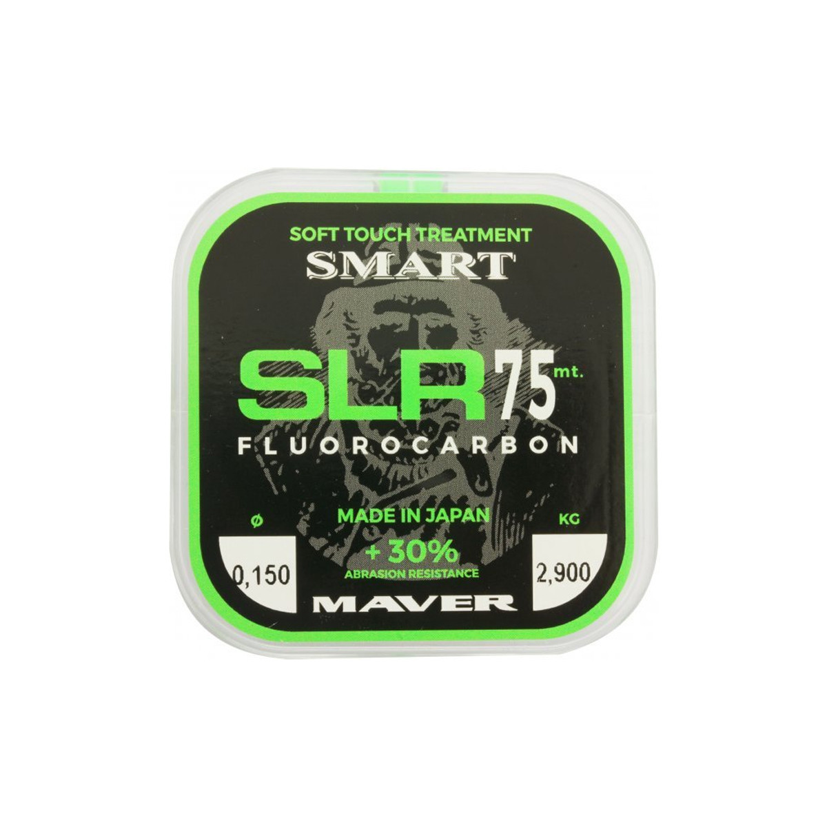 MAVER SMART SLR FLUOROCARBON 75M