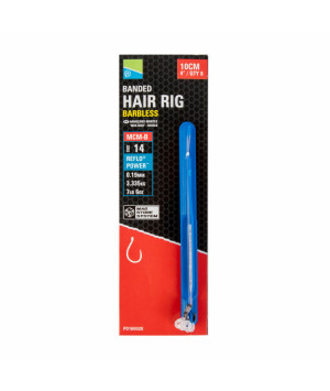 MCM-B Mag Store Banded Hair Rigs
